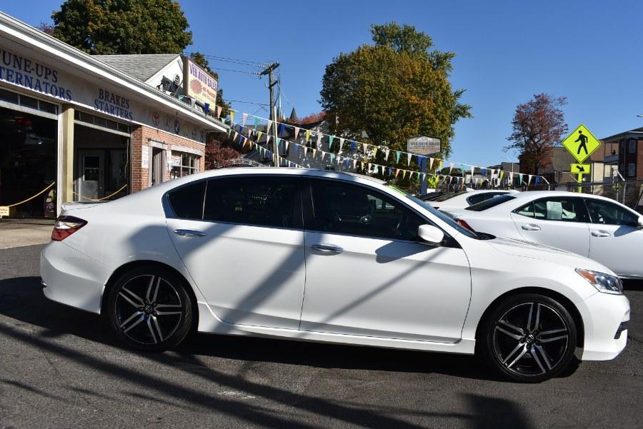 2017 Honda Accord Sedan Sport CVT, available for sale in Hartford, Connecticut | VEB Auto Sales. Hartford, Connecticut
