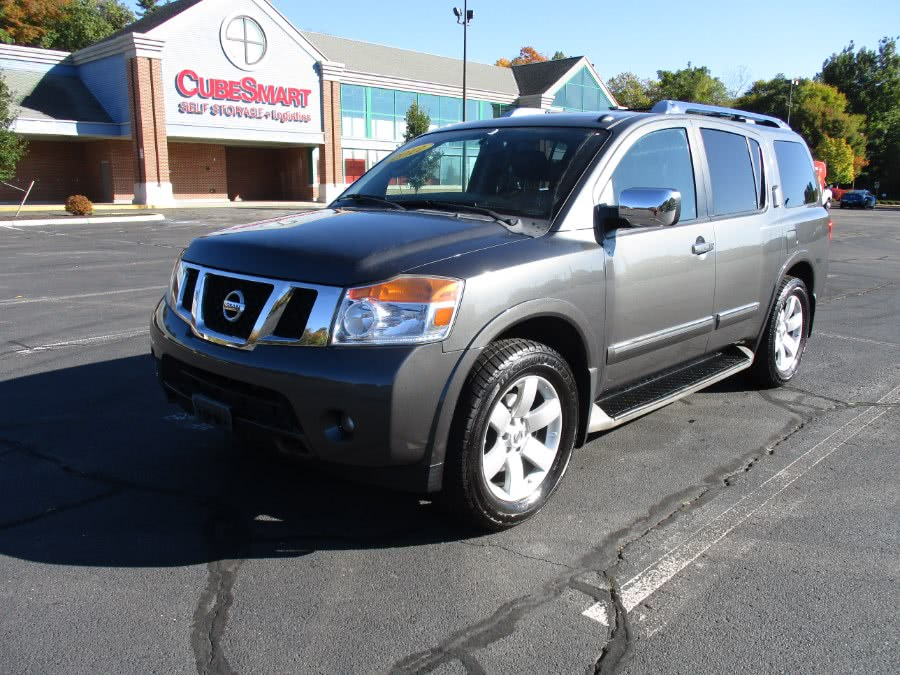 Used 2012 Nissan Armada in New Britain, Connecticut | Universal Motors LLC. New Britain, Connecticut