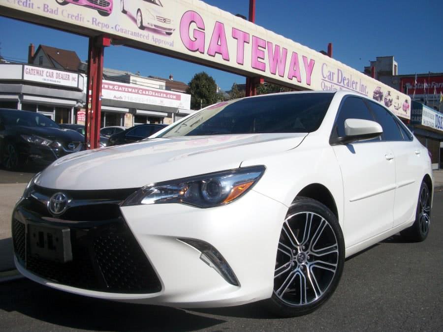 Used 2016 Toyota Camry in Jamaica, New York | Gateway Car Dealer Inc. Jamaica, New York