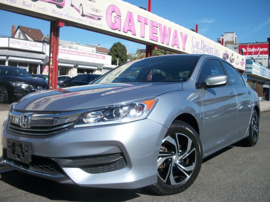 Used 2017 Honda Accord Sedan in Jamaica, New York | Gateway Car Dealer Inc. Jamaica, New York