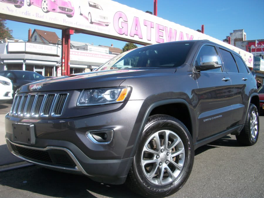 Used 2015 Jeep Grand Cherokee in Jamaica, New York | Gateway Car Dealer Inc. Jamaica, New York