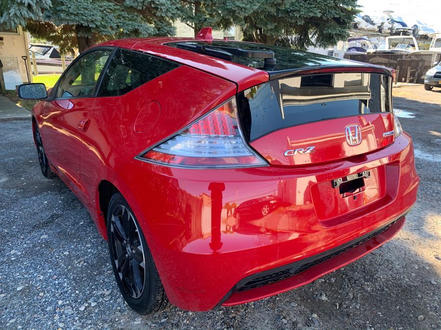 Used Honda CR-Z 3dr CVT 2014   Great Buy Auto Sales. Copiague, New York