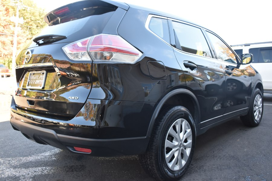 2016 Nissan Rogue AWD 4dr, available for sale in Waterbury, Connecticut | Highline Car Connection. Waterbury, Connecticut