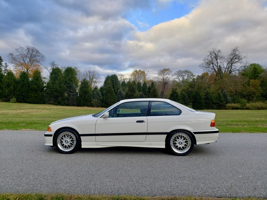Used BMW 3-Series 2dr Coupe 325iS 1994   Meccanic Shop North Inc. North Salem, New York