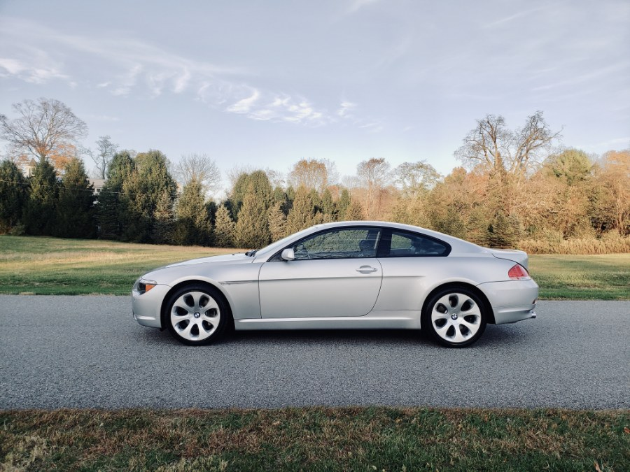 2005 BMW 6 Series 645Ci 2dr Cpe, available for sale in North Salem, New York | Meccanic Shop North Inc. North Salem, New York