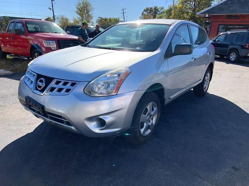 2012 Nissan Rogue S AWD 4dr Crossover, available for sale in Framingham, Massachusetts | Mass Auto Exchange. Framingham, Massachusetts