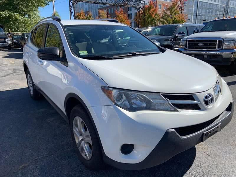 Used Toyota Rav4 LE AWD 4dr SUV 2013 | Mass Auto Exchange. Framingham, Massachusetts