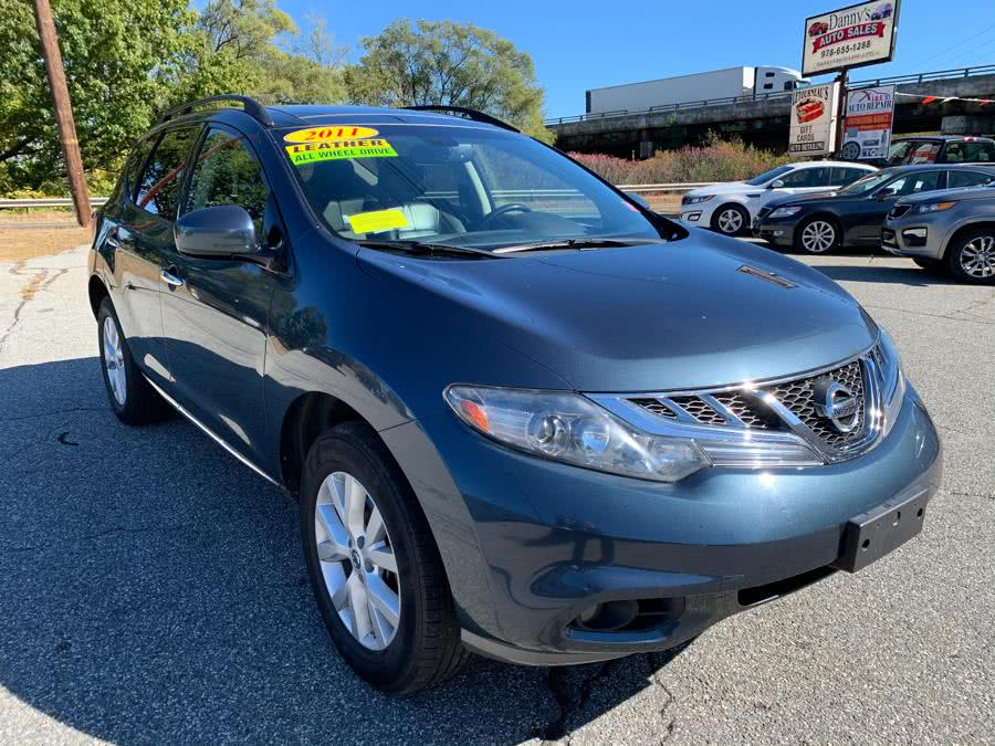 Used 2011 Nissan Murano in Methuen, Massachusetts | Danny's Auto Sales. Methuen, Massachusetts