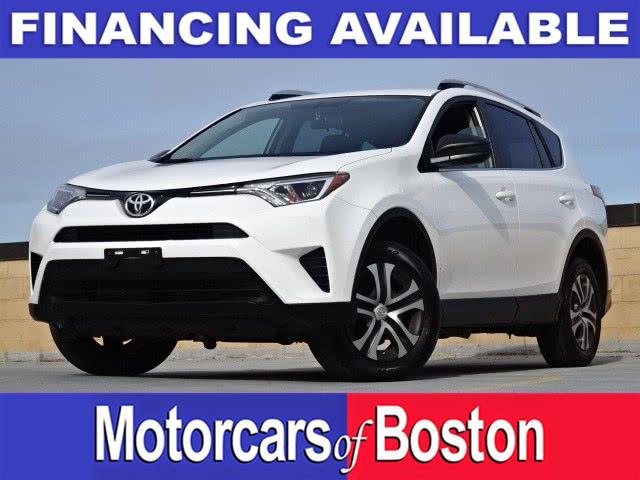 Used 2016 Toyota RAV4 in Newton, Massachusetts | Motorcars of Boston. Newton, Massachusetts