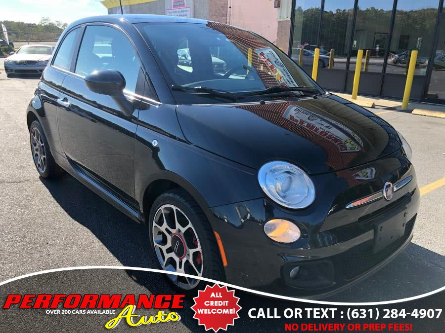 Used 2012 FIAT 500 in Bohemia, New York | Performance Auto Inc. Bohemia, New York