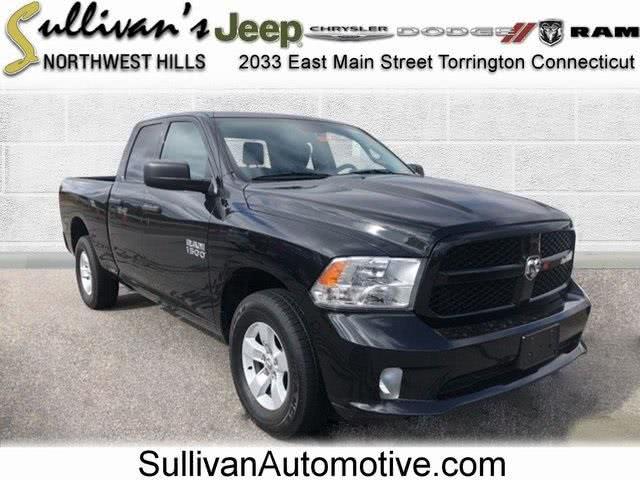 Used Ram 1500 Express 2016 | Sullivan Automotive Group. Avon, Connecticut