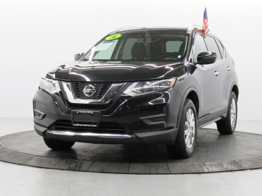 Used Nissan Rogue AWD SV 2018 | Car Factory Inc.. Bronx, New York