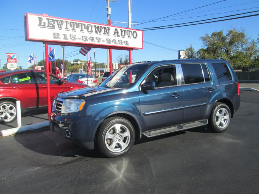Used 2012 Honda Pilot in Levittown, Pennsylvania | Levittown Auto. Levittown, Pennsylvania