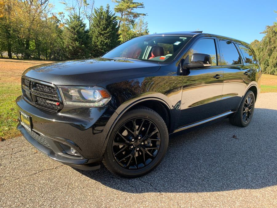 2016 Dodge Durango AWD 4dr R/T, available for sale in Franklin Square, New York | Luxury Motor Club. Franklin Square, New York
