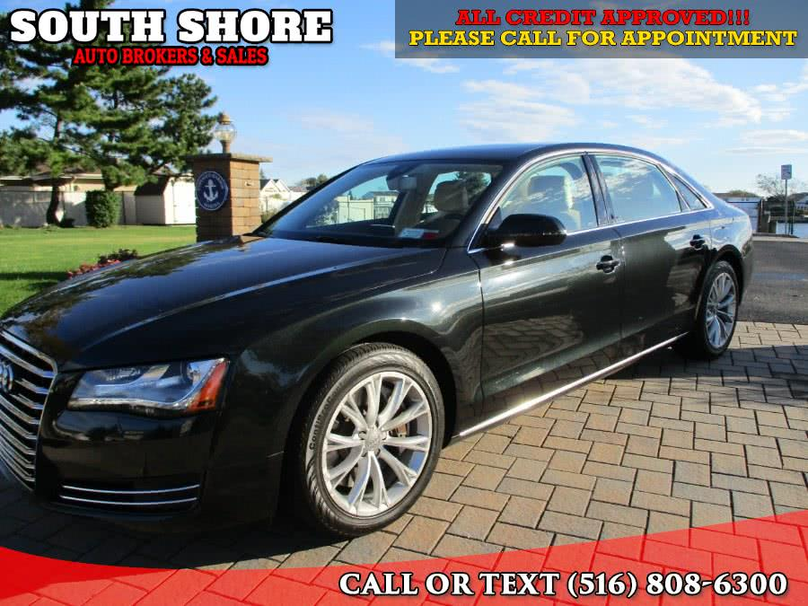 Used 2011 Audi A8 L in Massapequa, New York | South Shore Auto Brokers & Sales. Massapequa, New York
