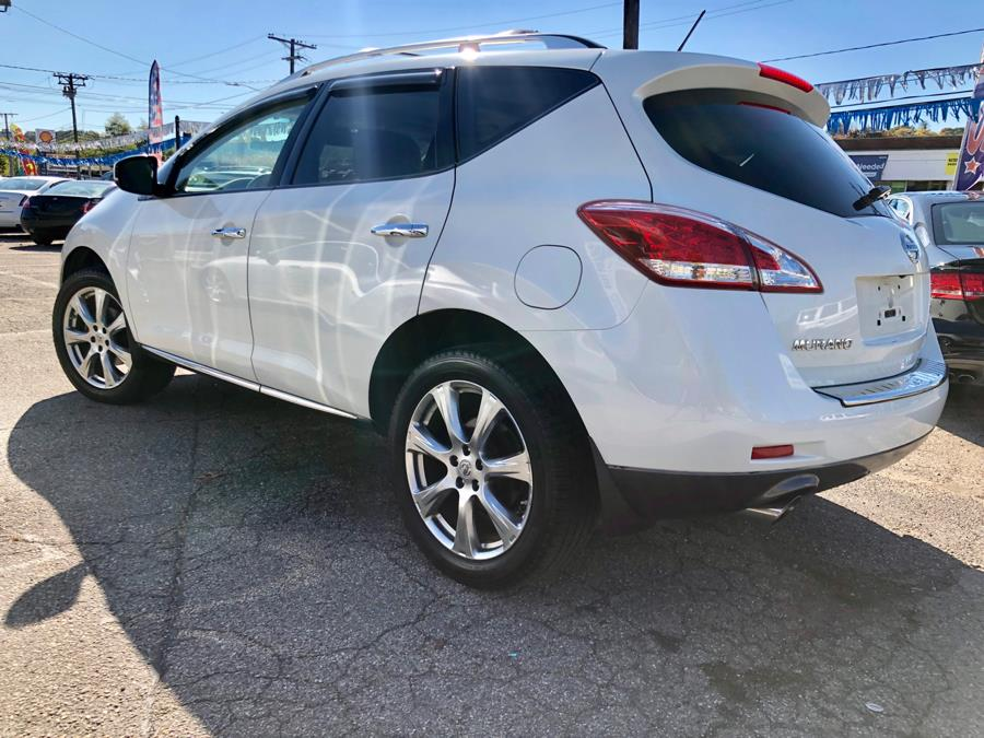 2012 Nissan Murano AWD 4dr LE, available for sale in Waterbury, Connecticut | Apex  Automotive. Waterbury, Connecticut