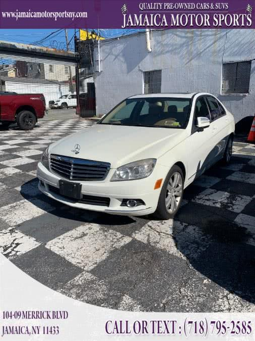 Used 2008 Mercedes-Benz C-Class in Jamaica, New York | Jamaica Motor Sports . Jamaica, New York