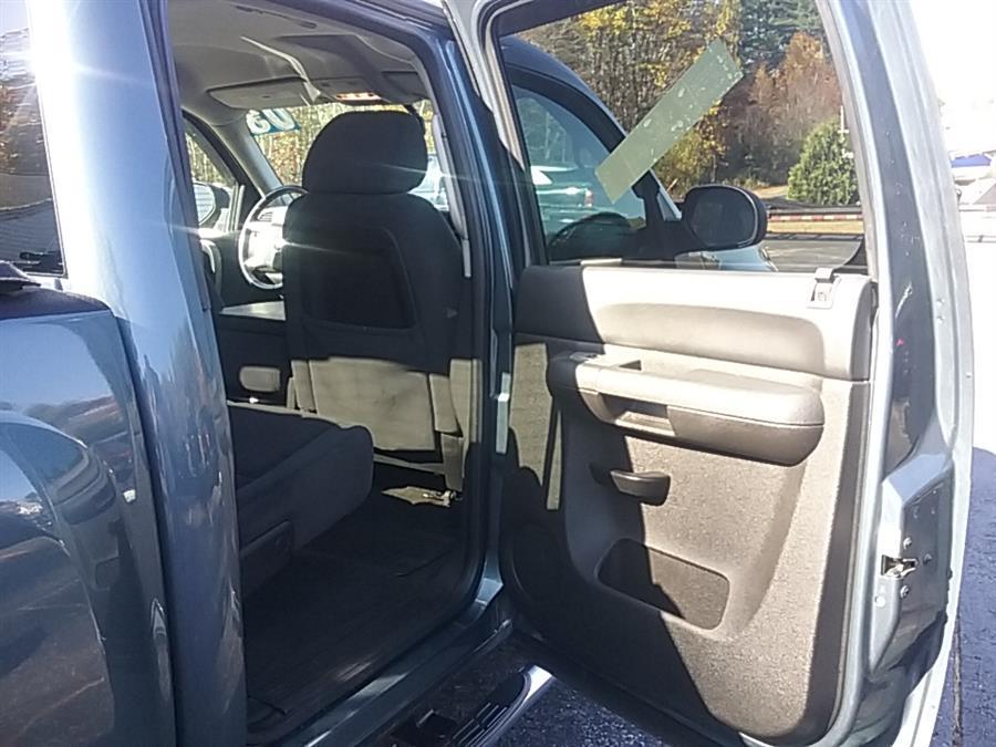 2008 Chevrolet Silverado 1500 4WD Crew Cab 143.5
