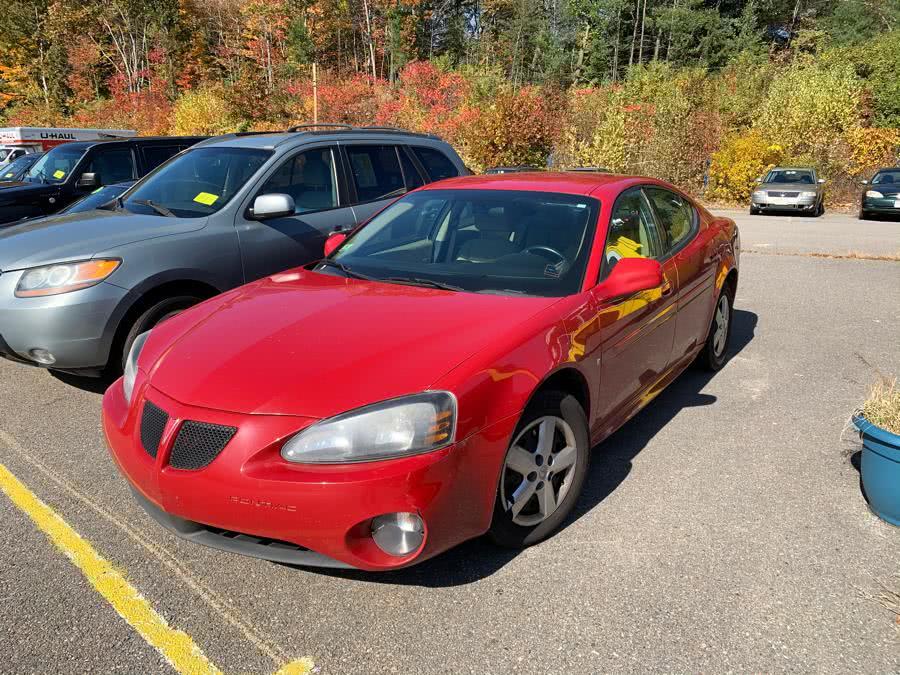 Used 2008 Pontiac Grand Prix in Fitchburg, Massachusetts | River Street Auto Sales. Fitchburg, Massachusetts