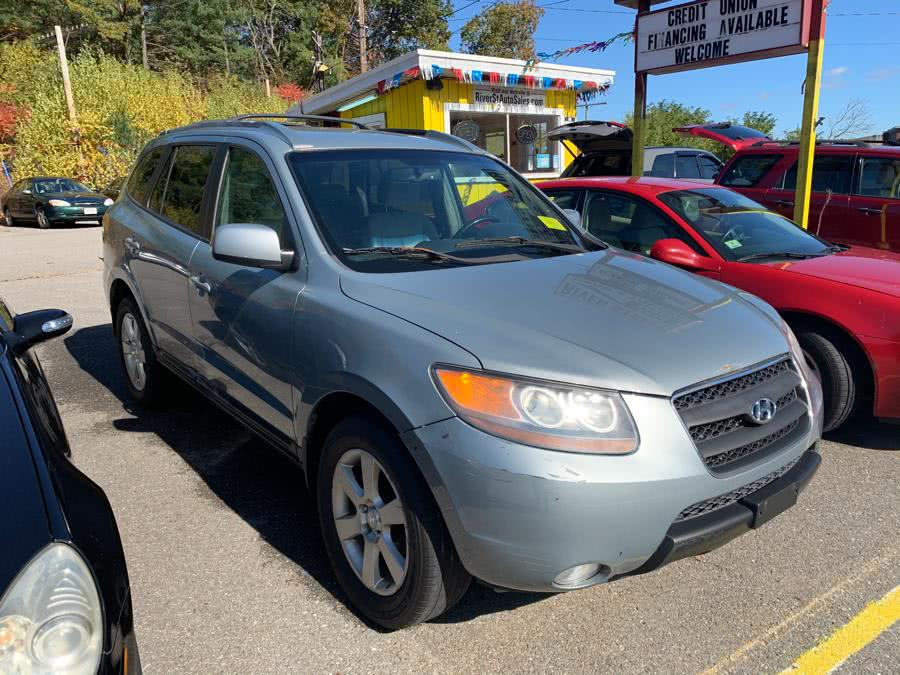 Used Hyundai Santa Fe 2.4i Auto 2007 | River Street Auto Sales. Fitchburg, Massachusetts