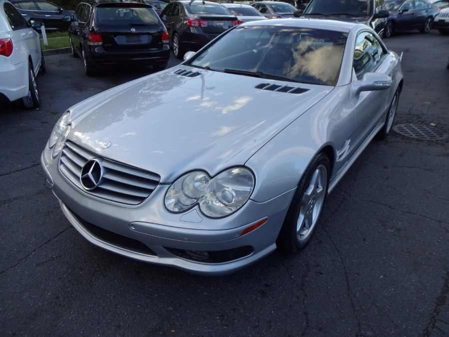 Used 2003 Mercedes-Benz SL-Class in Islip, New York | Mint Auto Sales. Islip, New York