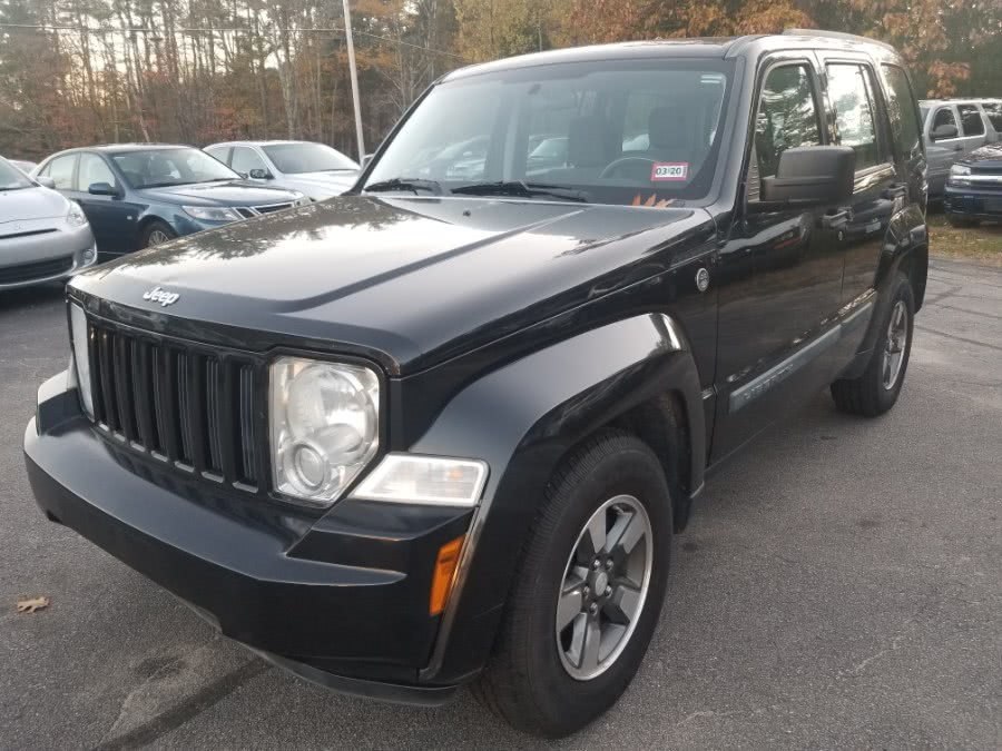 Used 2008 Jeep Liberty in Auburn, New Hampshire | ODA Auto Precision LLC. Auburn, New Hampshire