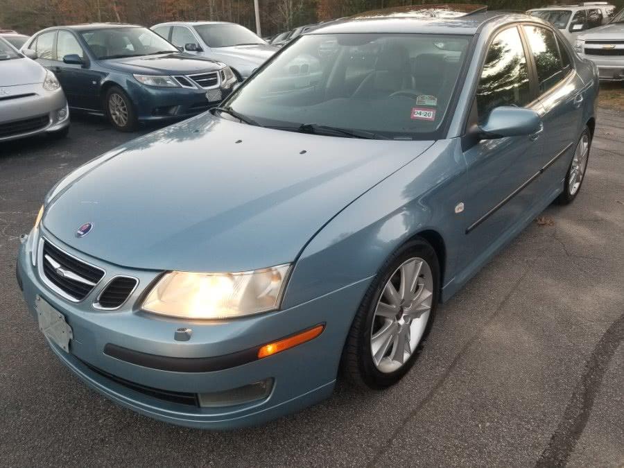 Used 2007 Saab 9-3 in Auburn, New Hampshire   ODA Auto Precision LLC. Auburn, New Hampshire