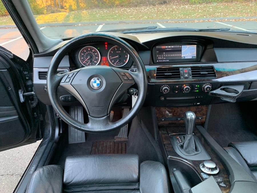 2005 BMW 5 Series 545i 4dr Sdn, available for sale in Bristol , Connecticut | Riverside Auto Center LLC. Bristol , Connecticut