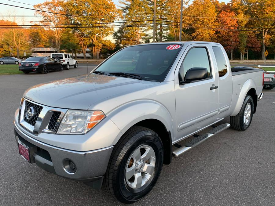 2010 Nissan Frontier 4WD King Cab Auto LE, available for sale in South Windsor, Connecticut | Mike And Tony Auto Sales, Inc. South Windsor, Connecticut