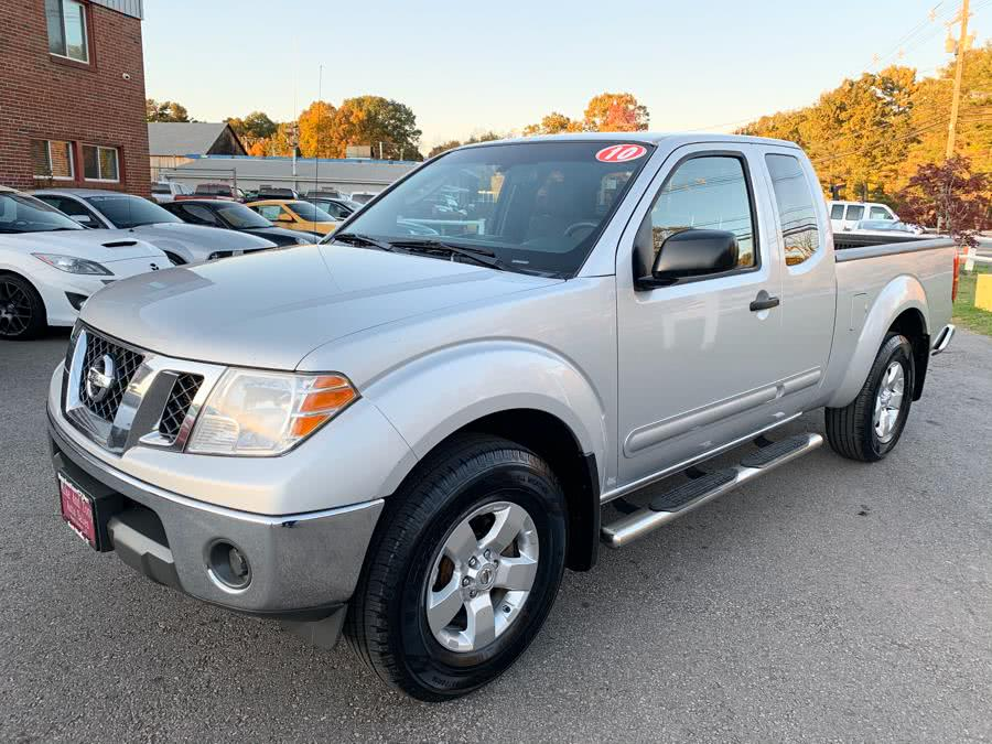Used 2010 Nissan Frontier in South Windsor, Connecticut | Mike And Tony Auto Sales, Inc. South Windsor, Connecticut
