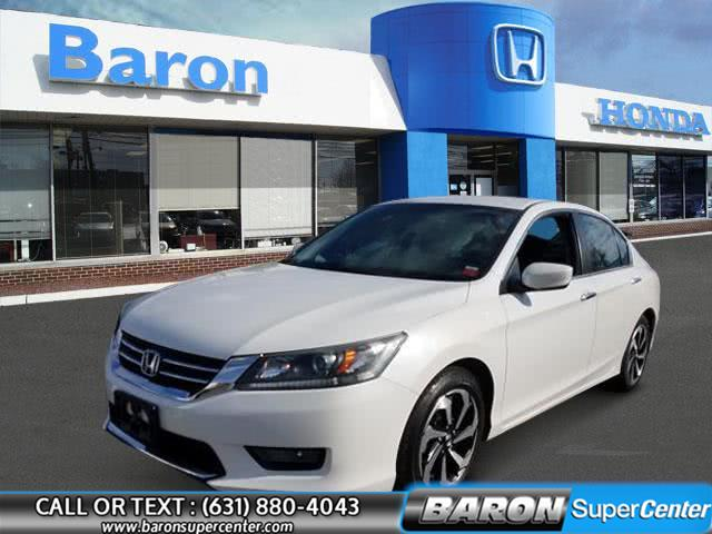 Used 2014 Honda Accord Sedan in Patchogue, New York | Baron Supercenter. Patchogue, New York