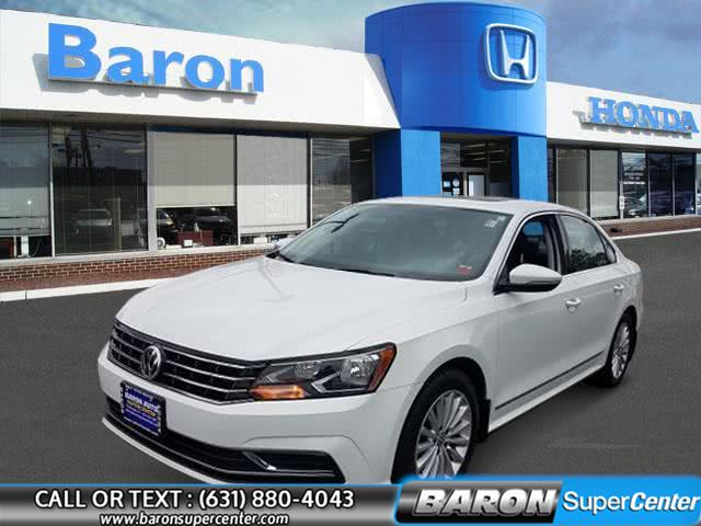 Used 2016 Volkswagen Passat in Patchogue, New York | Baron Supercenter. Patchogue, New York