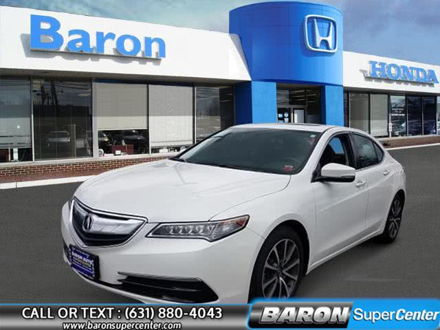 Used 2016 Acura Tlx in Patchogue, New York | Baron Supercenter. Patchogue, New York