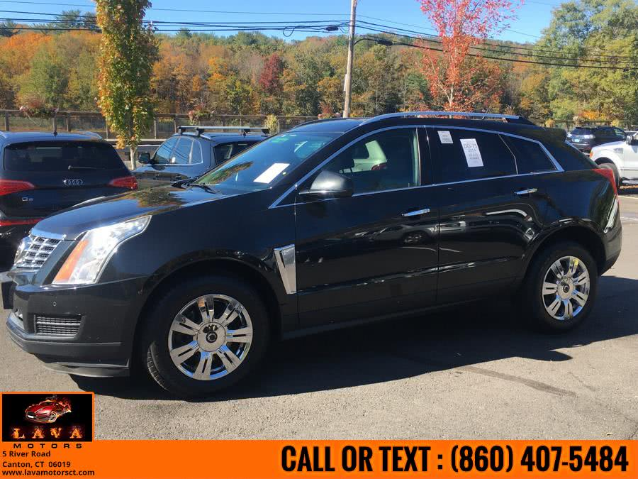 Used 2014 Cadillac SRX in Canton, Connecticut | Lava Motors. Canton, Connecticut