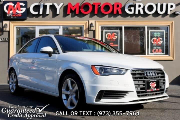 Used 2016 Audi A3 in Haskell, New Jersey | City Motor Group Inc.. Haskell, New Jersey