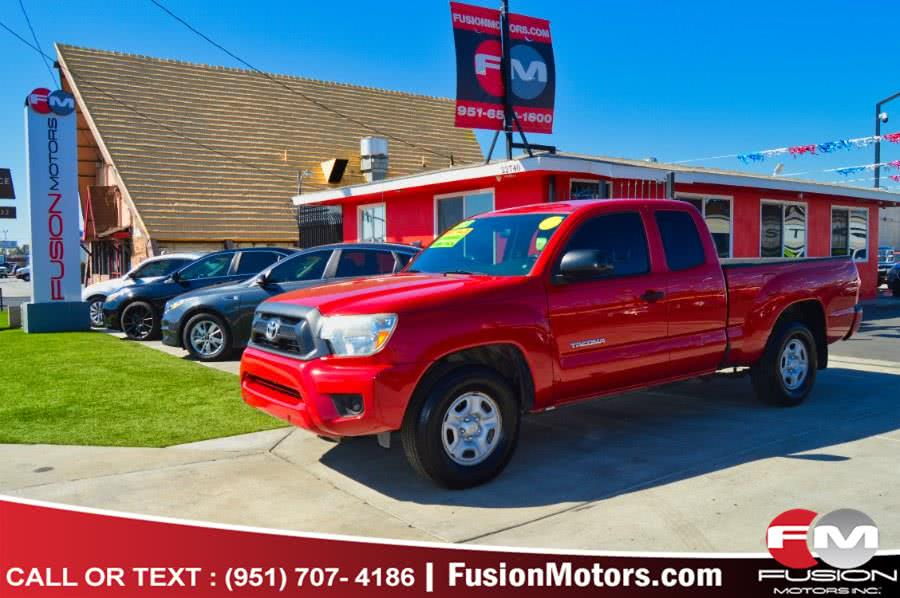 Used 2013 Toyota Tacoma in Moreno Valley, California | Fusion Motors Inc. Moreno Valley, California