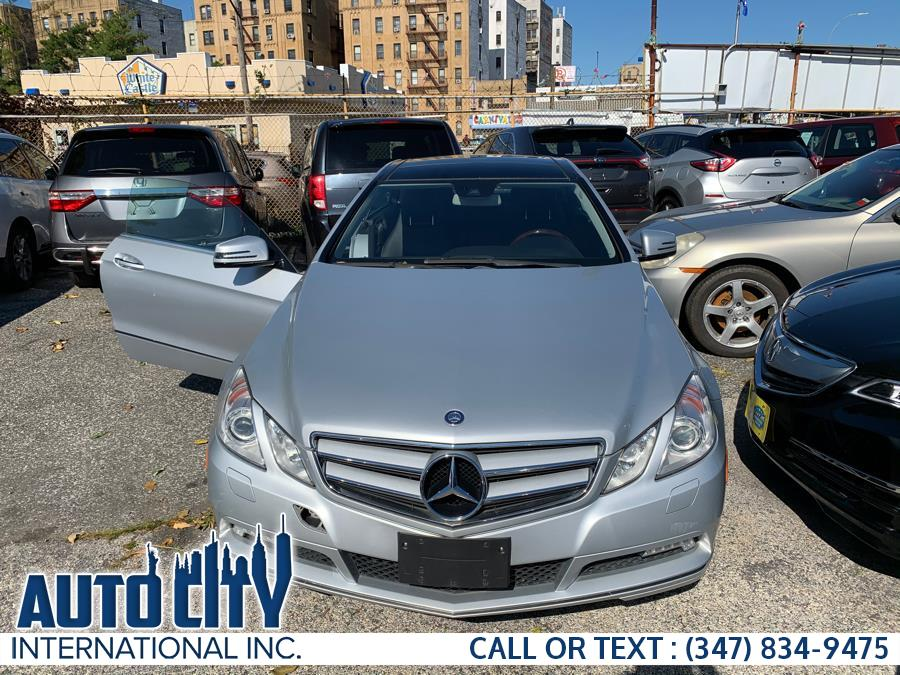 2011 Mercedes-Benz E-Class 2dr Cpe E350 RWD, available for sale in Brooklyn, New York | Auto City Int Inc. Brooklyn, New York