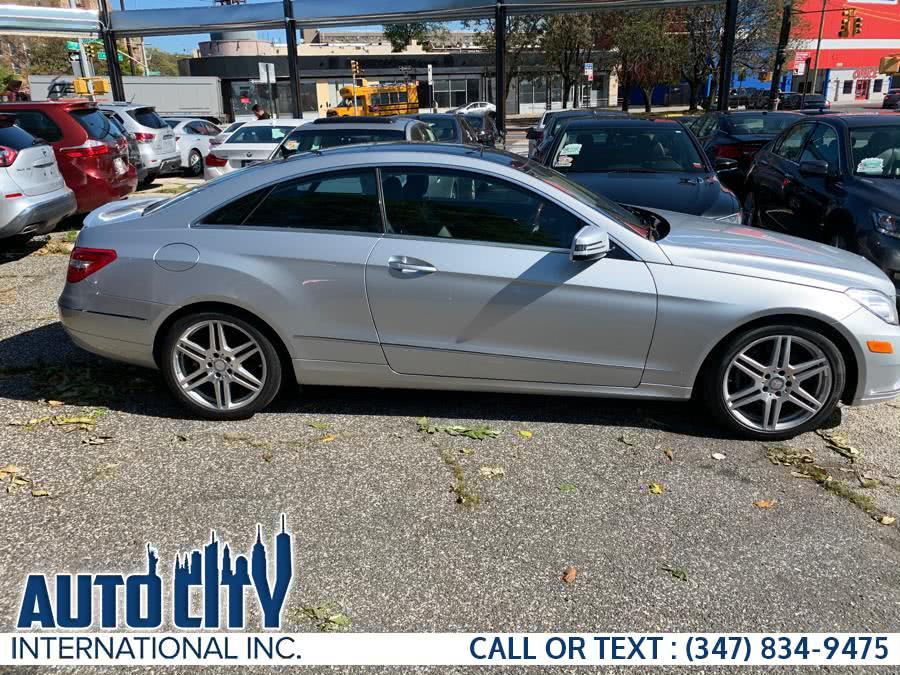 Used 2011 Mercedes-Benz E-Class in Brooklyn, New York | Auto City Int Inc. Brooklyn, New York