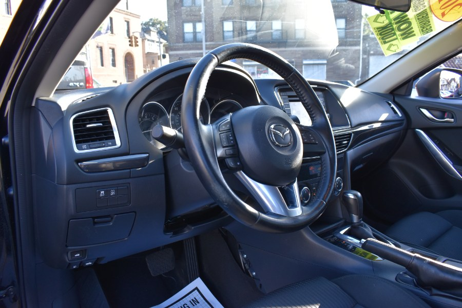 2015 Mazda Mazda6 4dr Sdn Auto i Sport, available for sale in Irvington, New Jersey | Foreign Auto Imports. Irvington, New Jersey