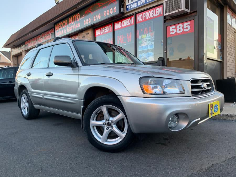 Used 2005 Subaru Forester (Natl) in Hartford, Connecticut | Mecca Auto LLC. Hartford, Connecticut