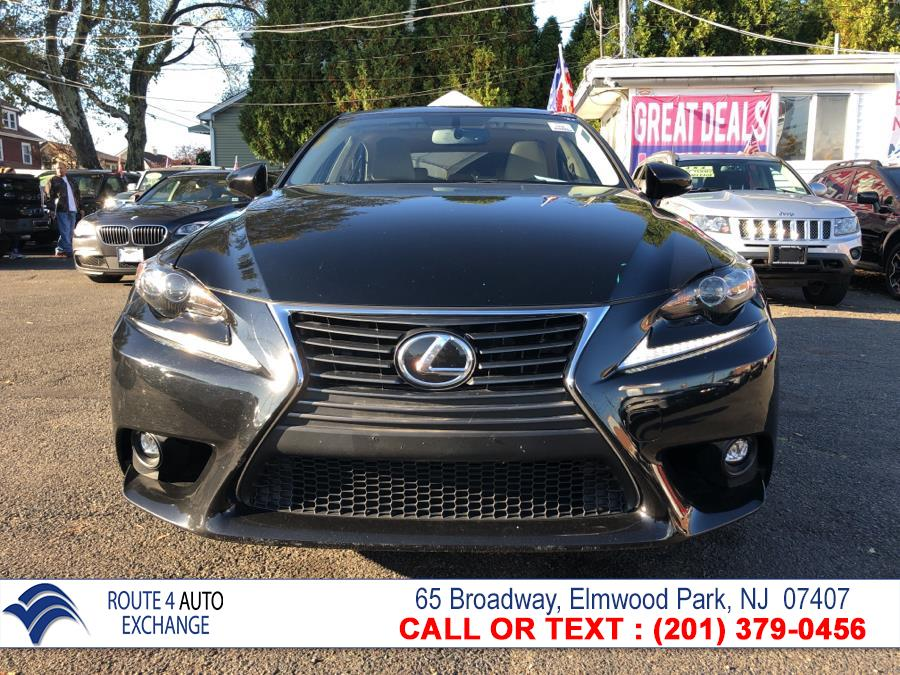 2015 Lexus IS 250 4dr Sport Sdn AWD, available for sale in Elmwood Park, New Jersey | Route 4 Auto Exchange. Elmwood Park, New Jersey