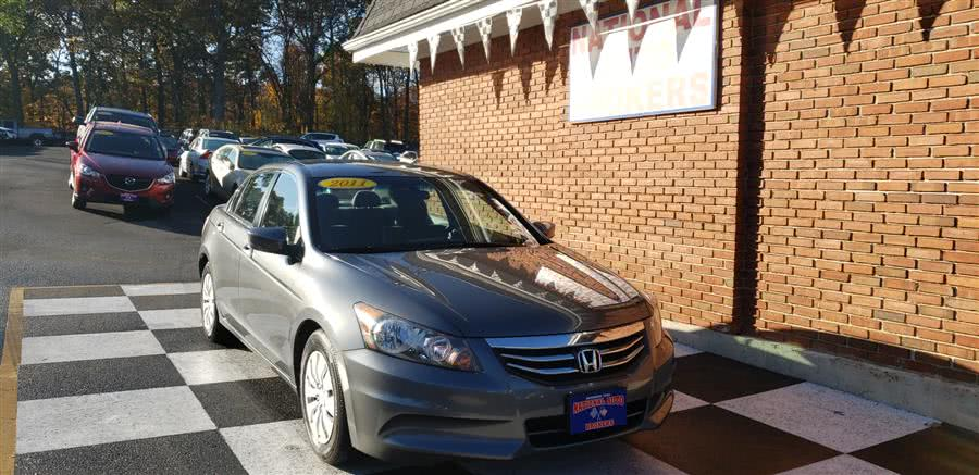 Used Honda Accord Sdn 4dr Auto LX 2011 | National Auto Brokers, Inc.. Waterbury, Connecticut