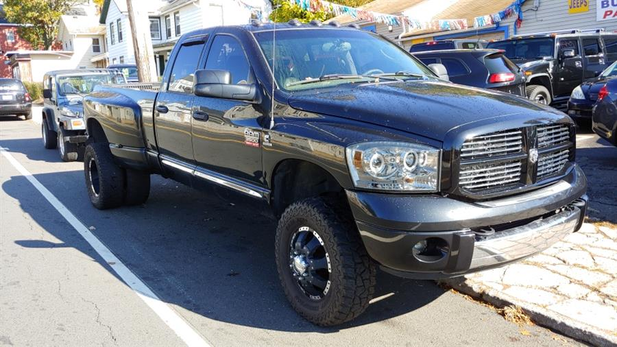 "2009 Dodge Ram 3500 4WD Quad Cab 160.5"" Laramie, available for sale in Ansonia, CT"