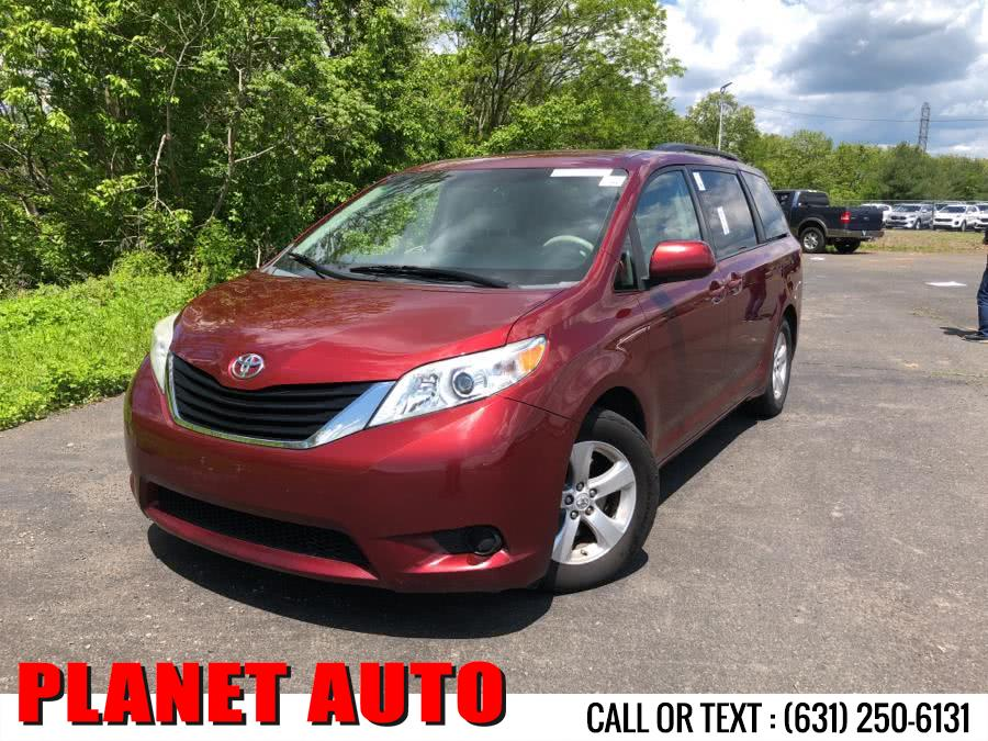 Used 2013 Toyota Sienna in Huntington Station, New York | Planet Auto Group. Huntington Station, New York