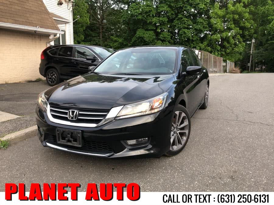 Used 2014 Honda Accord Sedan in Huntington Station, New York | Planet Auto Group. Huntington Station, New York
