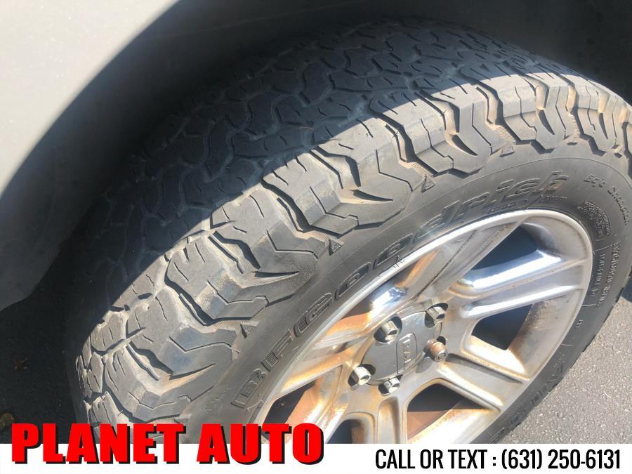 "Used Dodge Ram 1500 4WD Crew Cab 140.5"" Laramie 2010   Planet Auto Group. Huntington Station, New York"