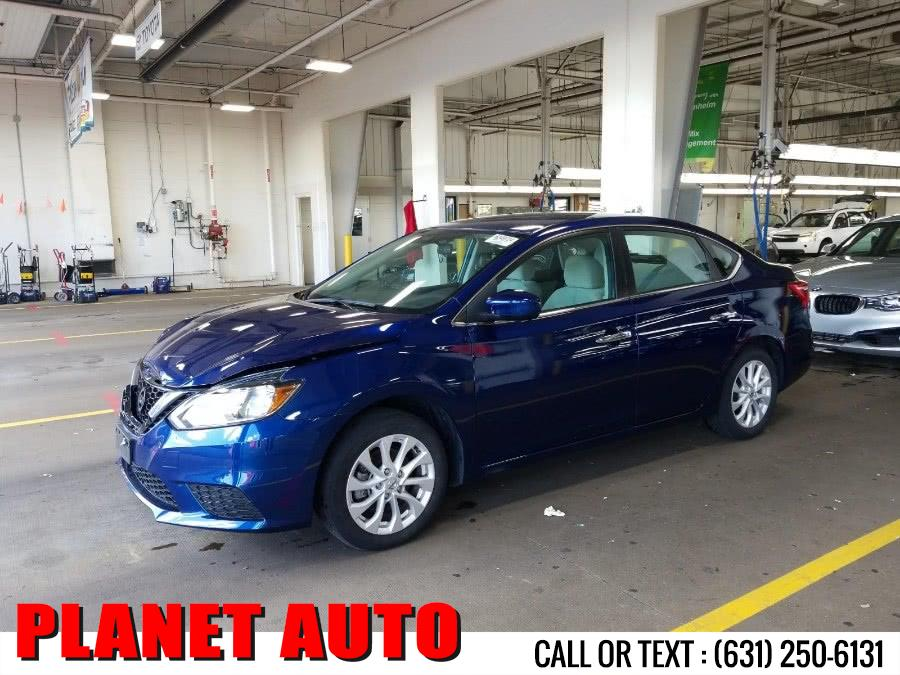 Used 2017 Nissan Sentra in Huntington Station, New York | Planet Auto Group. Huntington Station, New York