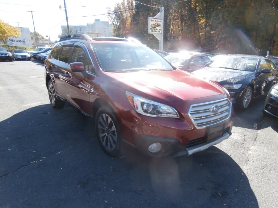 Used 2015 Subaru Outback in Waterbury, Connecticut | Jim Juliani Motors. Waterbury, Connecticut