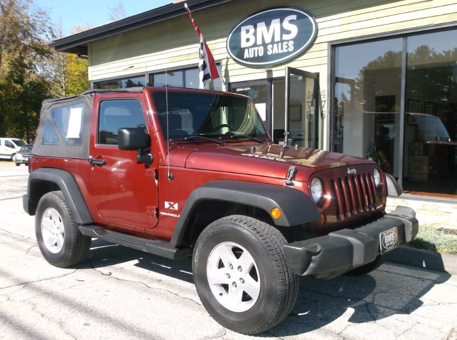 Used 2008 Jeep Wrangler in Brooklyn, Connecticut | Brooklyn Motor Sports Inc. Brooklyn, Connecticut