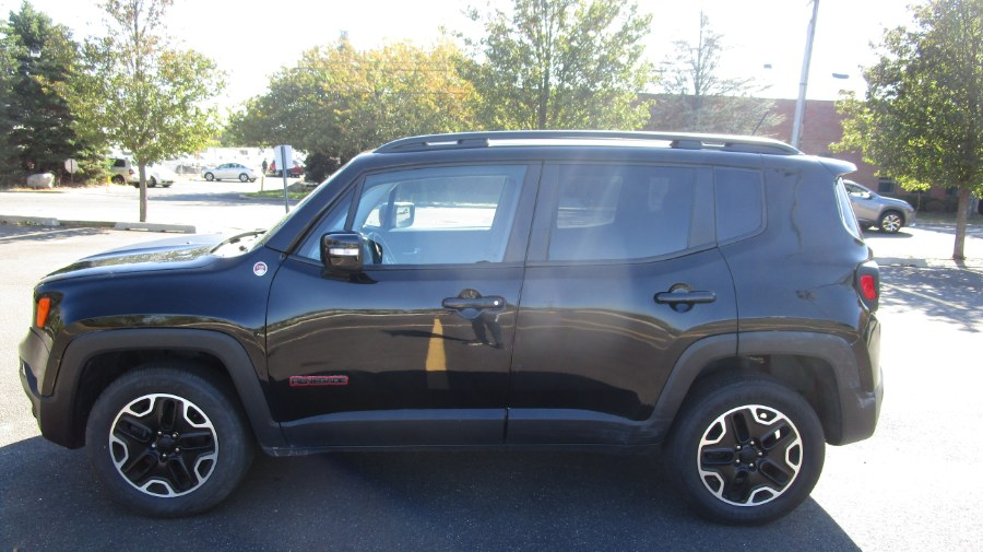 2016 Jeep Renegade 4WD 4dr Trailhawk, available for sale in Hicksville, New York | H & H Auto Sales. Hicksville, New York